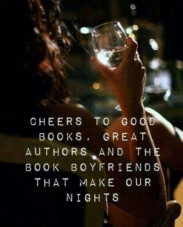 Book Boyfriends!                                                                                                                                                                                 More