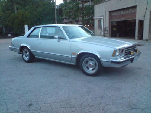 1979 Chevy Malibu for Sale (MN)