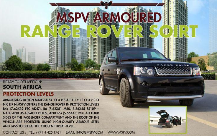 Best Bulletproof Vehicles SOUTH AFRICA