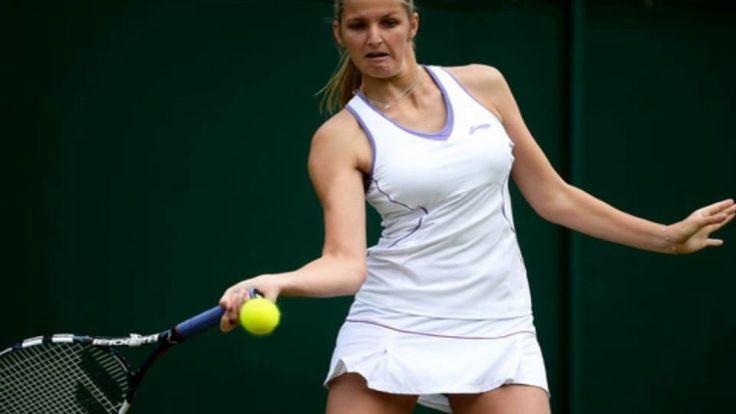 MagdalenaRybarikova sends favorite Karolina Pliskova back