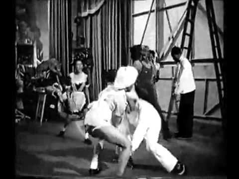 """Lindy Hop - film """"Hellzapoppin"""" (1941). The best swing dance scene ever filmed, in my humble opinion."""