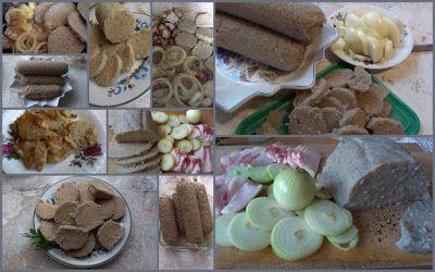 Ciszki na Kaszubach jada się na śniadanie z chlebem i kawą zbożową lub na obiad z surówką np. z kiszonej kapusty