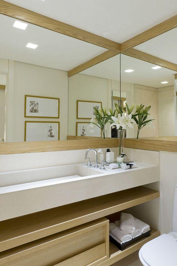 Cómo planificar bien la reforma de un baño #hogarhabitissimo #baño #madera