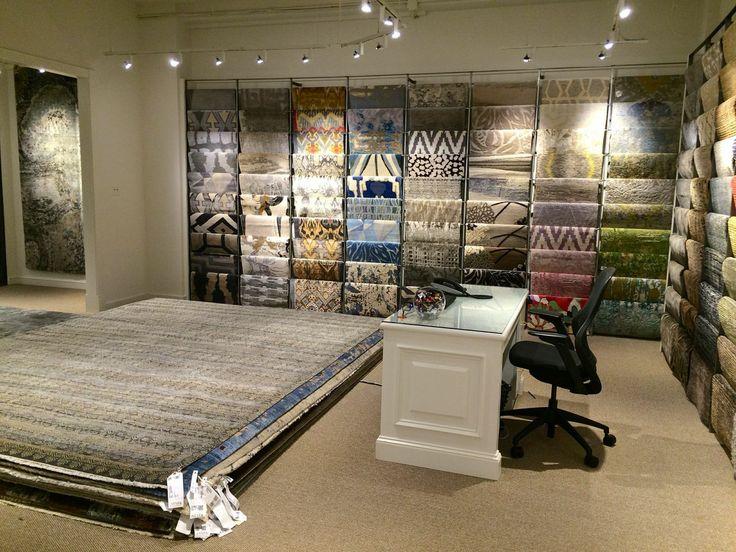 Stark Chicago Showroom Newly Renovated For Starks 75th Anniversary DesignerRugs DesignerCarpet