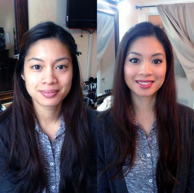 Before And After Photo Asian Makeup Wowpretty Com Asian Makeup Looks Asian Makeup Wedding Makeup
