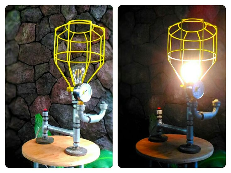 Table lamp.....