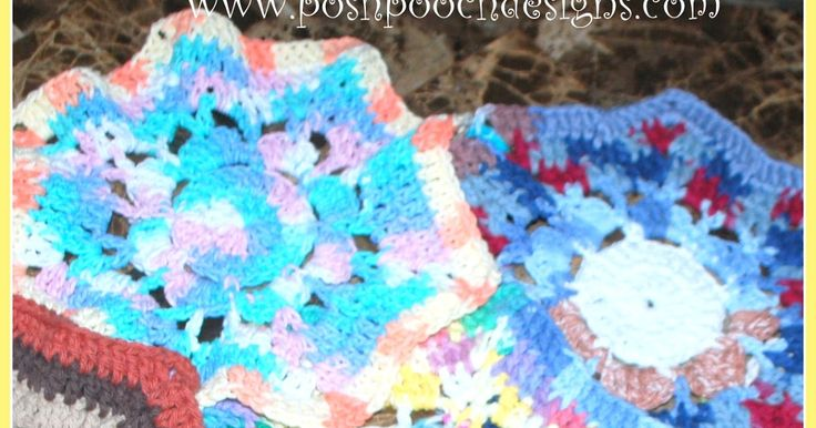 This is a great way to use   up all those cotton yarns   you have in your yarn stash.       This Washcloth is great for the kitchen ...