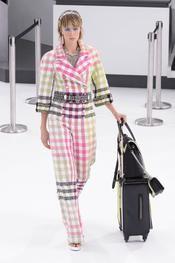 Défilé Chanel Printemps-été 2016 Prêt-à-porter