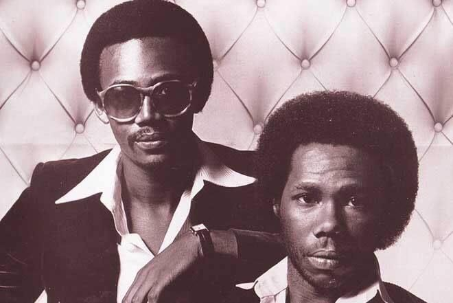 You'll never be as cool as Bernard Edwards and Nile Rodgers. (1978)