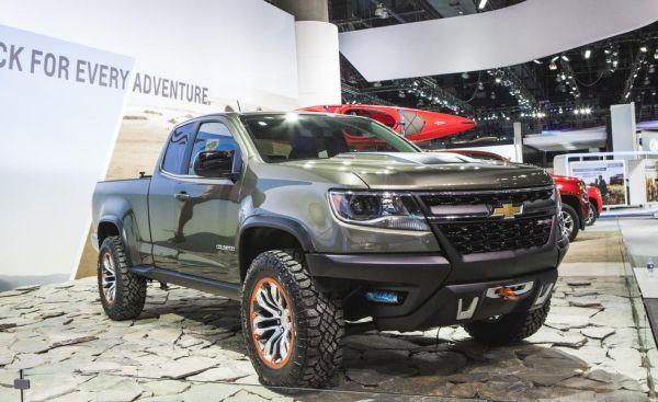 Best 25 Chevrolet Colorado Ideas On Pinterest Chevy