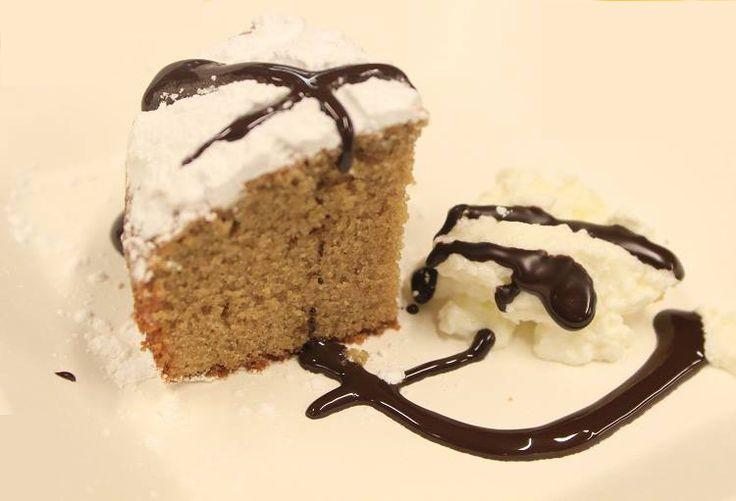 Tuscan Chestnut Flour Cake....torta_farina_castagne