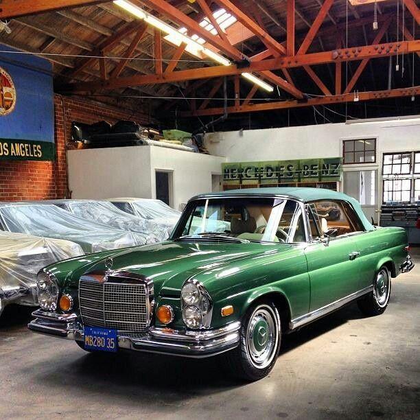 gentlecar 1971 mercedes benz 280se 35 cabriolet