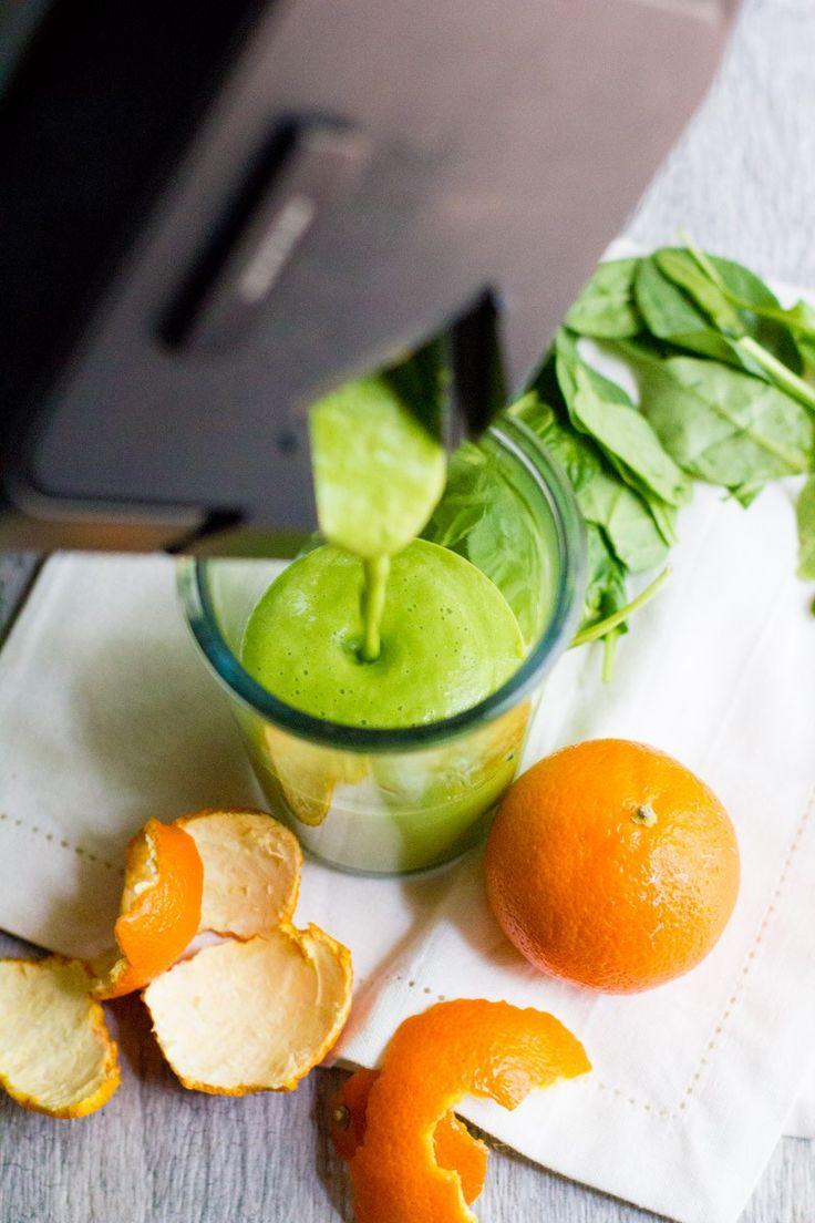 Clementine Avocado Smoothie Recipe Avocado smoothie