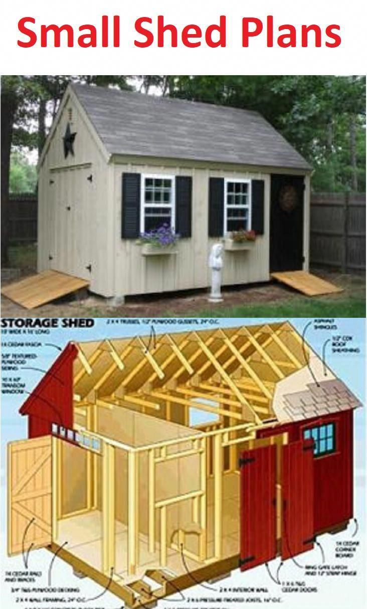 Small Shed Plans Can Help You Build A Shed Storage Shed Plans Small Shed Plans Diy Shed Plans Small Sheds