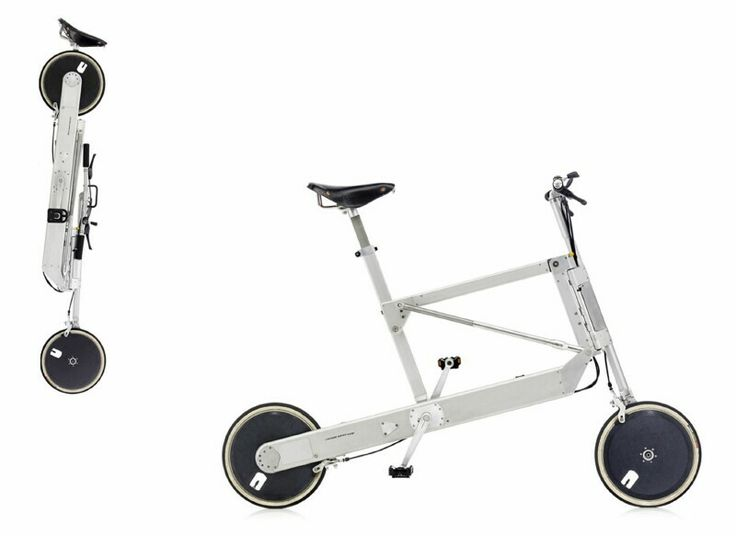 1998 Sapper Zoom Bike folding bike. www.pistabcn.com