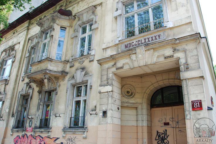 BEFORE - Przedszkole Miejskie w Łodzi, al. Kościuszki 81