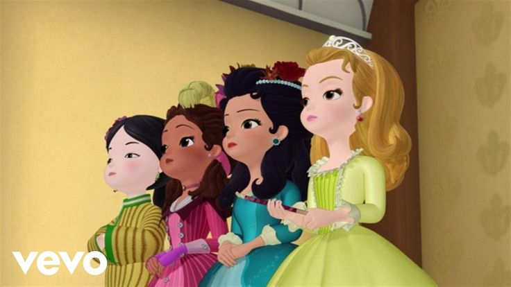 """Cast - Sofia The First - Know It  All (From """"Sofia the First"""") ft. Sofia..."""