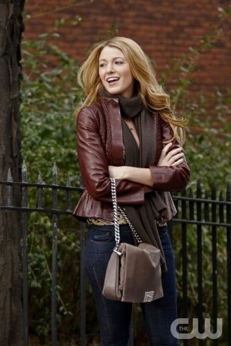 """Its a Wonderful Lie""  Pictured: Blake Lively as Serena  Photo Credit: Giovanni Rufino / The CW  © 2008 The CW Network, LLC. All Rights Reserved."