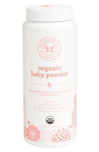 The Honest Company Organic Baby Powder available at #Nordstrom