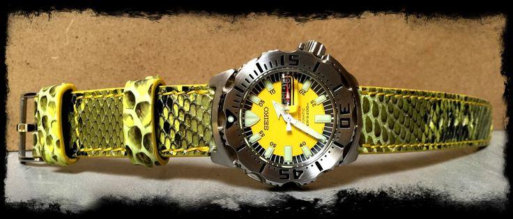 Het grote Seiko Monster (mini) topic - Algemene Horlogepraat - Horlogeforum.nl…