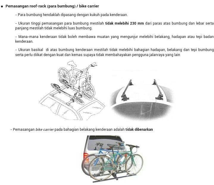 ***dear cyclists buddy please read it... thx  www.jpj.gov.my/garis-panduan-mengenai-pengubahsuaian-kenderaan-persendirian