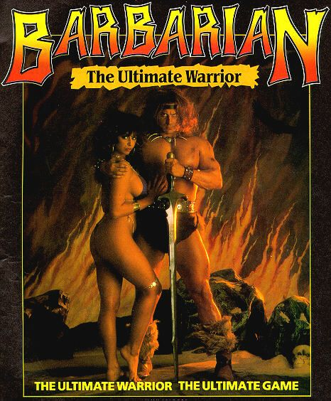 Barbarian: The Ultimate Warrior (Palace Games, 1987)
