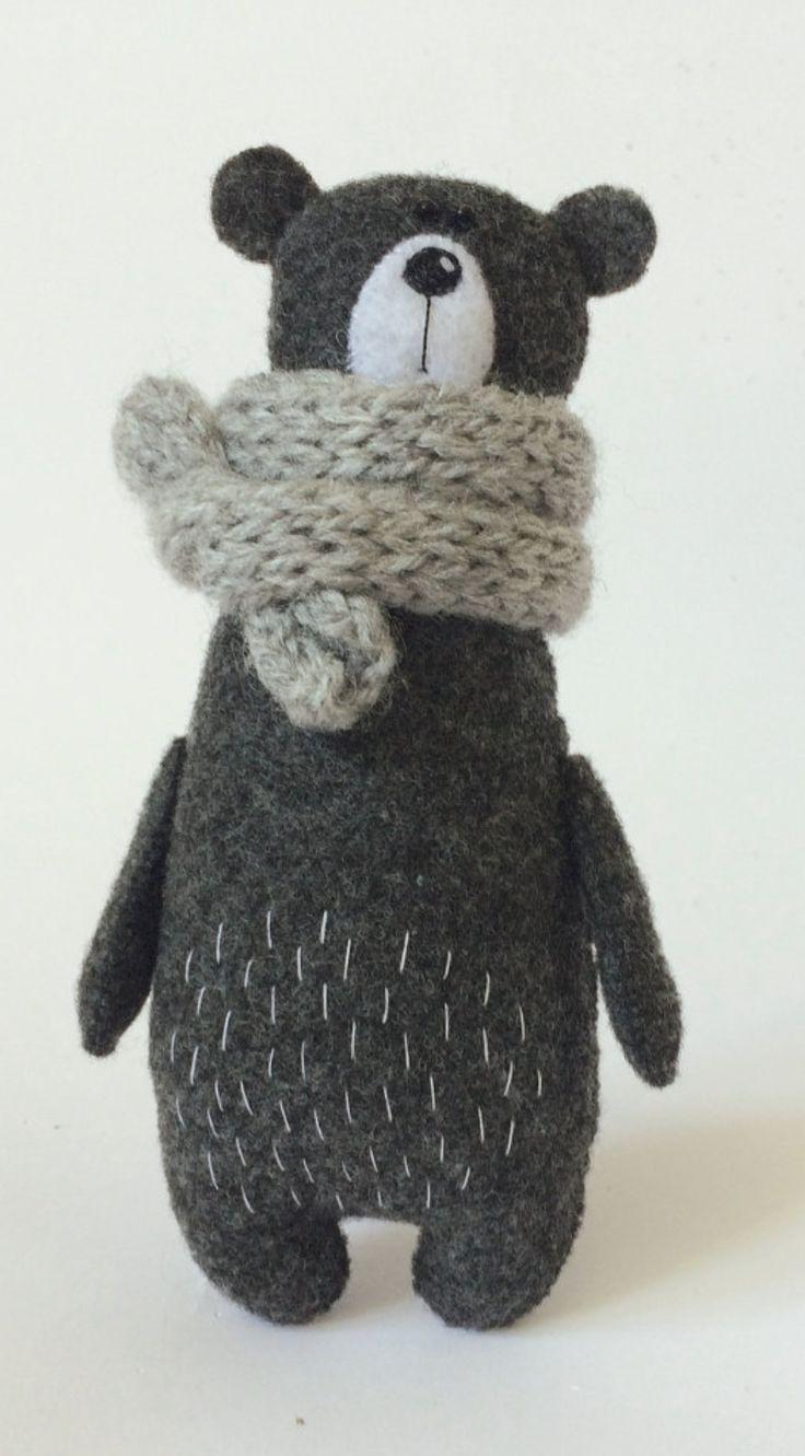 Cheap homemade Christmas gifts sock plushie