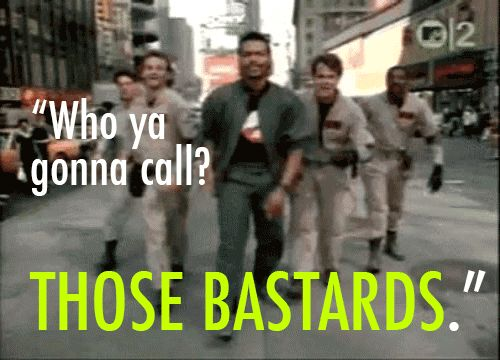 """""""Ghostbusters Theme"""" by Ray Parker, Jr. 