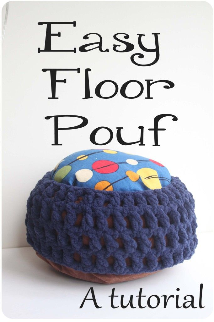 107 Best Images About Diy Ottoman On Pinterest Floor