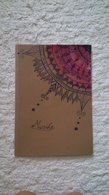 Beutiful notebook