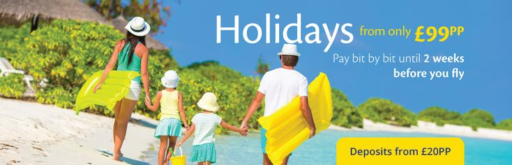 Cheap Holidays 2017 - Low Cost Holidays from £99pp | On
