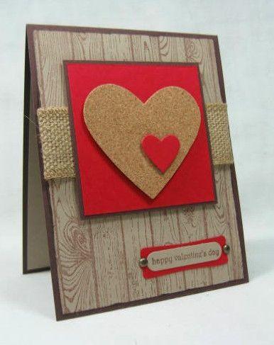 Valentine - Homemade Cards, Rubber Stamp Art, & Paper Crafts - Splitcoaststampers.com
