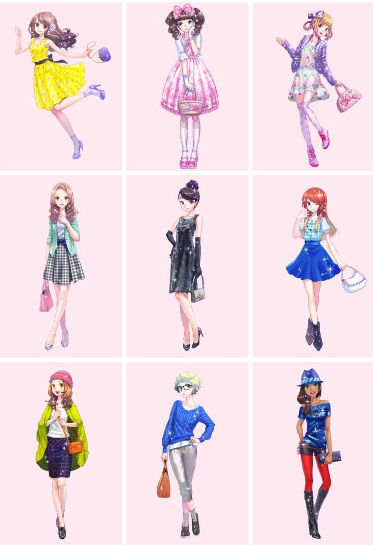13 Best Images About Style Savvy 3ds On Pinterest Watches Animals And Fans