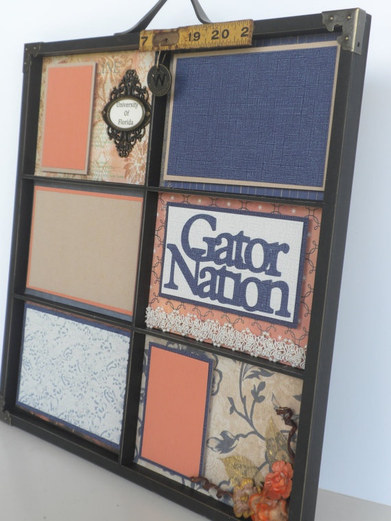 UF Photo Tray by runningwithescissors on Etsy, $37.00