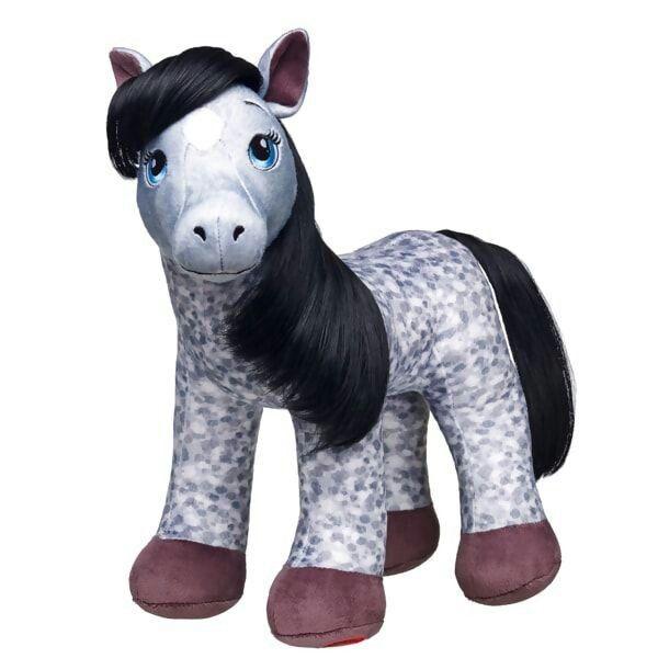 Pin By Loli Loli On Zabawki Do Kupienia Grey Horse Animals Cute Stuffed Animals