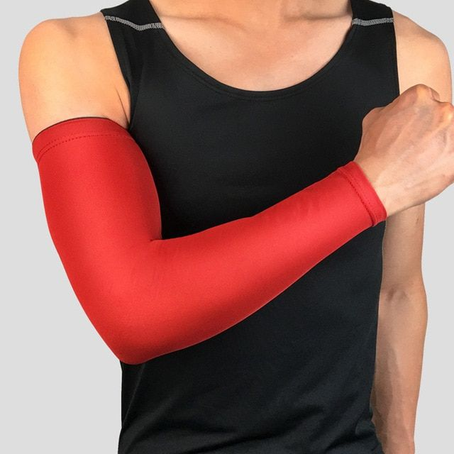 Arm Compression Sleeves  Shapes and supports  1 pair Unisex one size FreeShiping