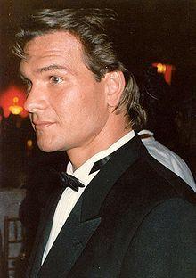 patrick swayze   Patrick Swayze ai Premi Oscar 1989