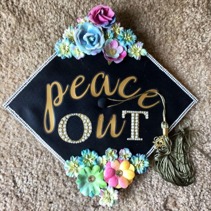 Occupational therapy school graduation cap #ot