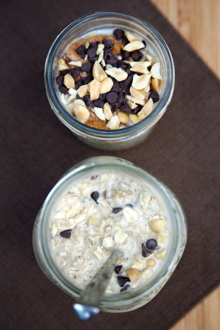 Pin for Later: This Overnight Oats Recipe Is Like Eating Candy For Breakfast
