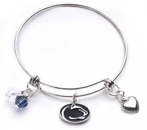 Love the Penn State Nittany Lions? We made limited edition bracelets to kick off the 2015-2016 season. Get 60% OFF the entire store using the code: PENNSTATE. Sale ends November 1st, 2015!
