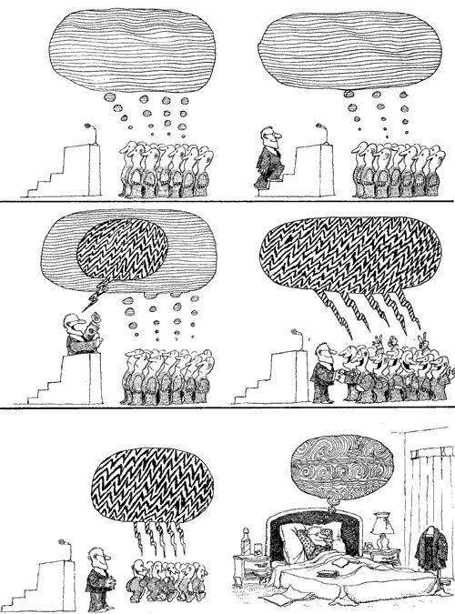 Pensamiento Libre: Quino y los politicos.....