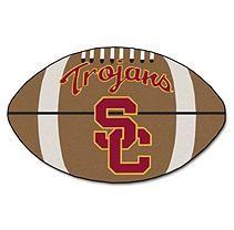 NCAA - University of Southern California Football Mat