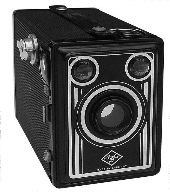 Agfa Box 50. 1951