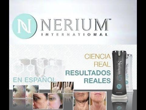 Ciencia real  Resultados reales con NeriumAd http://beautyskin1.nerium.com.mx