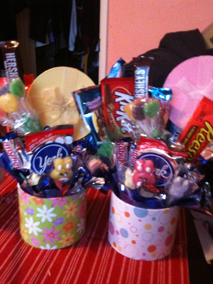 25 best candy baskets images on pinterest candy baskets candy candy baskets for easter negle Image collections