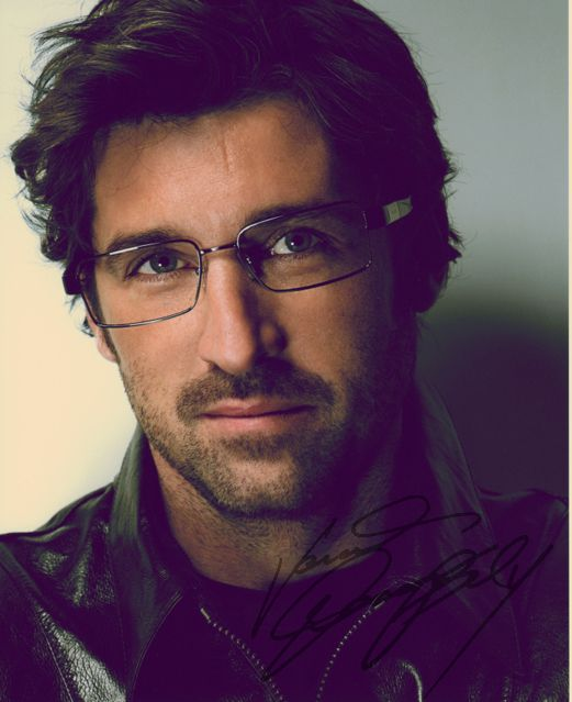McDreamy...this is the best he has ever looked.