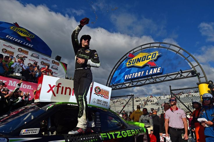 Once Ryan Blaney got the lead in Saturday's Use Your Melon. Drive Sober 200 at Dover International Speedway, it was 'game over' in the second NASCAR XFINITY Series Playoff race of the s…