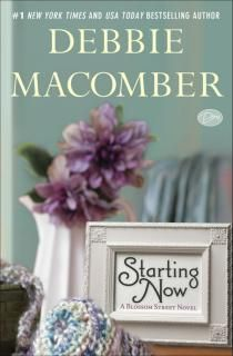 Another great book by Macomber ... Back to Blossom Street to meet some of our favorite characters.