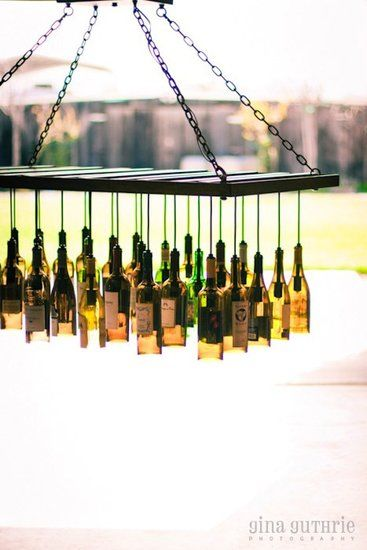 Reduce, Rebooze, Recycle: 11 Creative Uses For Wine Bottles