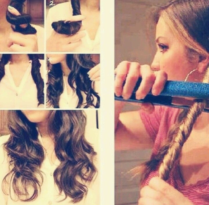 Perfect beach wave...this really works, I just did it!!